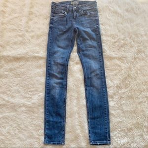 Topshop • Moro Baxter skinny jeans size 25